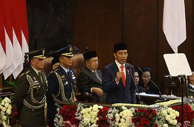 Tak Disinggung Jokowi Saat Pidato, Isu HAM Disebut Cuma Bahan Jualan Kampanye