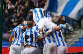 Hasil La Liga : Sociedad Bekuk Real Betis, Gusur Atletico Madrid