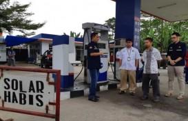 Fungsionaris Gerindra Minta Pemerintahan Baru Jokowi Atasi Kelangkaan Solar