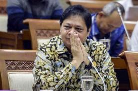 Pelantikan Jokowi - Ma'ruf : Airlangga Masih Tunggu…