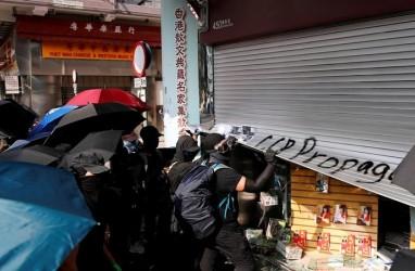 China: Ada Kekuatan Asing Di Balik Kekerasan di Hong Kong