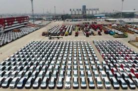 Toyota Masih Rajai Ekspor CBU Lewat IPCC
