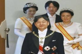 Jepang Sambut Kaisar Naruhito