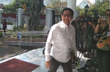 Kabinet Jokowi-Ma'ruf Amin : Datang ke Istana, Kakak Kandung Cak Imin Masuk Bursa Menteri