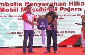 Mitsubishi Motors Berikan Pajero Sport Untuk BLK di Samarinda