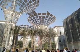 LAPORAN DARI UNI EMIRAT ARAB : Proyek Expo 2020 Dubai Dikebut