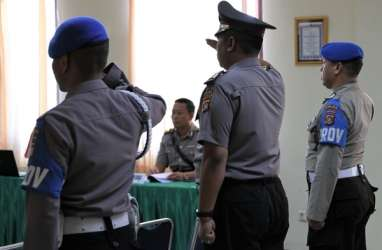 Enam Oknum Polri Penembak Mahasiswa Kendari Jalani Sidang Disiplin
