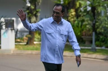 Budi Karya Jadi Menteri Perhubungan Lagi, Ini Tugas Khusus dari Jokowi