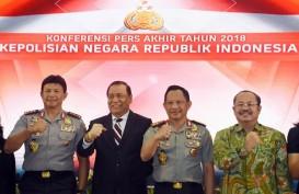 Komjen Ari Dono Sukmanto Resmi Ditunjuk jadi Plt Kapolri