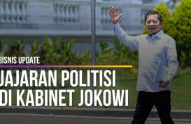 Jajaran Politisi di Kabinet Indonesia Maju