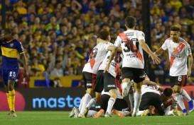 River Plate Lolos ke Final Copa Libertadores, Berpeluang Pertahankan Gelar