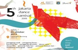 Jakarta Dance Carnival 2019 Rayakan Halaman Depan Tari Jakarta