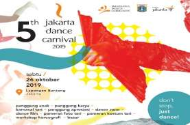 Jakarta Dance Carnival 2019 Rayakan Halaman Depan…
