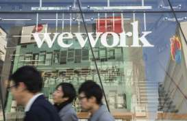 SoftBank Berikan Paket Bailout US$9,5 Miliar kepada WeWork