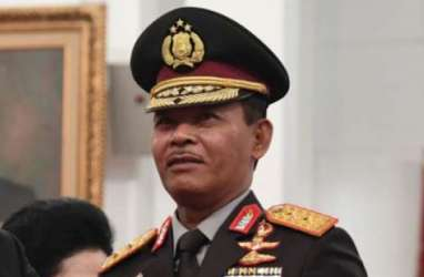 Idham Azis Calon Tunggal Kapolri Pengganti Tito Karnavian
