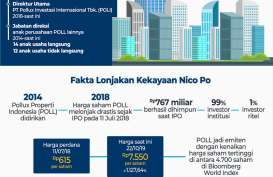 Kekayaan Nico Purnomo, Tuah Pollux di Sektor Properti Indonesia