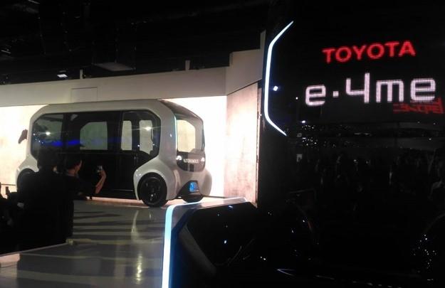 Toyota e-Palette. BISNIS - Fatkhul Maskur
