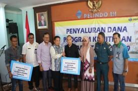 Pelindo III Kucurkan Modal Bergulir ke UMKM Lokal