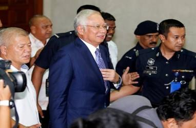 Mantan PM Najib Razak Mengaku Tidak Tahu Asal-Usul Uang Jutaan Dolar di Rekeningnya
