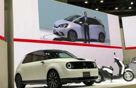 Honda Tampilkan Teknologi Baru, dari Mobil Hibrida hingga Mobil Listrik