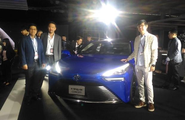 Toyota Mirai. BISNIS - Fatkhul Maskur
