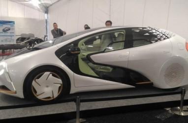 LAPORAN DARI TOKYO MOTOR SHOW : Mobil Pintar Toyota LQ Dibuat dengan Cinta