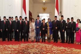 Jokowi Gelar Sidang Kabinet Indonesia Maju Perdana