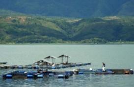 Proses Geologi Picu Danau Singkarak Bertambah Luas
