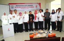 Pemkot Palembang Beri Hadiah Haji Bagi Pendonor Darah