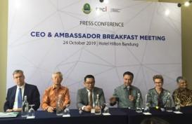 Dibantu Dino Patti Djalal, Ridwan Kamil Kumpulkan 7 Dubes dan Puluhan CEO