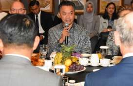 Jadi Penasihat Ridwan Kamil, Dino Susun Kajian Kemudahan Bisnis