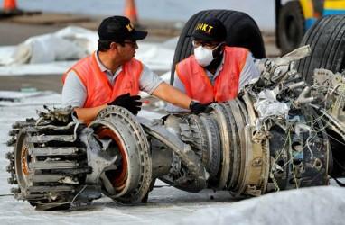 KNKT Buka 2 Penyebab Jatuhnya Lion Air JT 610, Ini Rinciannya