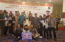 Luwu Utara Juara III Lomba Kadarkum Tingkat Provinsi Sulawesi Selatan