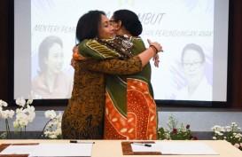 Menteri Bintang Lanjutkan Tongkat Estafet Masa Depan Perempuan dan Perlindungan Anak