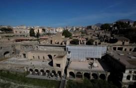 Rumah Romawi Kuno Dibuka kembali Setelah Penantian Puluhan tahun
