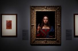 Pameran Leonardo Da Vinci Digelar di Paris, Karya Terkenal Absen
