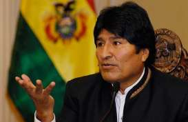 Presiden Evo Morales Klaim Pemenang Pemilu Bolivia