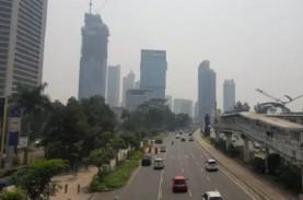 Kualitas Udara Jakarta, Jumat 25 Oktober Pagi, Tidak…