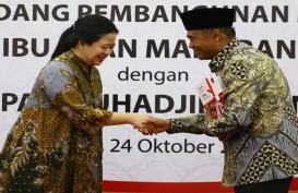 Cerita Menko Muhadjir Effendy Cium Tangan Megawati