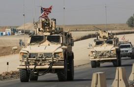 AS Kirim Militer ke Suriah untuk Pertahankan Kilang Minyak dari ISIS