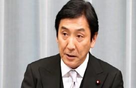 Menteri Perdagangan Jepang Mengundurkan Diri
