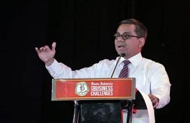 Calon Wakil Menteri : Pakai Kemeja Putih, Kepala BKF Suahasil Nazara Tiba di Istana