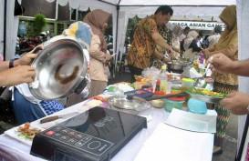 Kedubes Negara Sahabat Ikut Kampanye Kompor Induksi di Indonesia