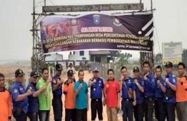 Pemkab OKI Bentuk Barisan Relawan Kebakaran