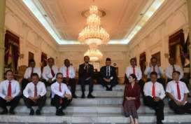 5 Terpopuler Nasional, Jokowi Kenalkan 12 Wamen dan Nasdem Sebut Jaksa Agung ST Burhanuddin Bukan dari Profesional