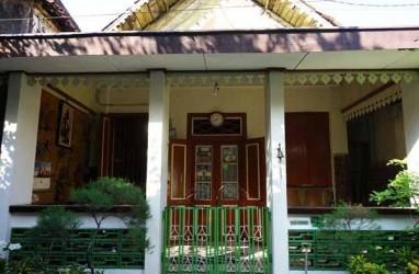 Kampung Lawang Seketeng Surabaya Bakal Jadi Wisata Heritage
