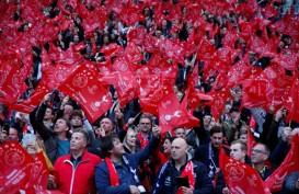 Klasemen Liga Belanda, Ajax Tinggalkan PSV & Vitesse 3 Angka