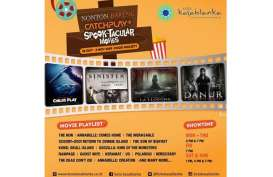 Sambut Halloween, Kotakasablanka dan Catchplay+ Gelar Nobar Film Horor