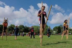 Potradnas Diharapkan Makin Membudayakan Olahraga Tradisional