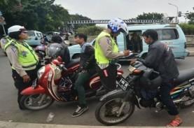 Hari Ketiga Operasi Zebra Jaya, Polisi Tilang 7.314…